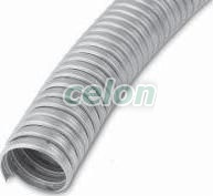 Tub flexibil spiralat metal 16 mm  - Strohm, Materiale si Echipamente Electrice, Tuburi rigide, tuburi flexibile pvc si metal, Tuburi flexibile copex metal, Strohm