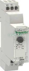 Re17 Multifunkciós Időrelé, 10 Funkció, 1Ssr/700Ma, 24-240 Vac/Dc RE17LMBM-Schneider Electric, Egyéb termékek, Schneider Electric, Zelio elektronikus vezérlő- és időrelék, Schneider Electric
