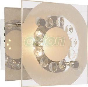 Falikar TANIA 1 LED 4.5W 5448   - Klausen, Világítástechnika, Beltéri világítás, Modern Falikarok és mennyezeti lámpák, Klausen