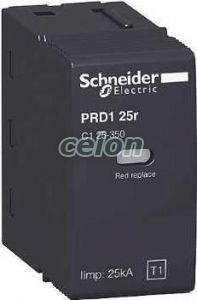ACTI9 Betét, túlfeszültség levezetőhöz, C1 25-350 16315 - Schneider Electric, Moduláris készülékek, Túlfeszültség levezetők, Schneider Electric