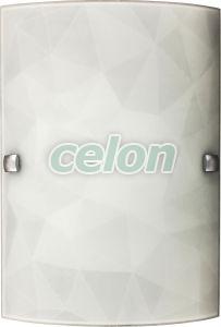 Falikar Beltéri IZZIE 1x60W 3266   - Rabalux, Világítástechnika, Beltéri világítás, Fali és mennyezeti lámpák, Rabalux