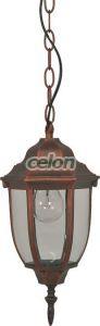 Pendul Exterior BABYLON 1x60W LY-2003  - Klausen, Corpuri de Iluminat, Iluminat exterior curte si gradina, Iluminat exterior clasic traditional, Klausen