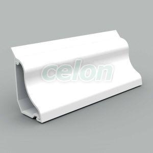 PAT CABLU PVC COLT 39X24 ALB, Materiale si Echipamente Electrice, Outlet, Kopos