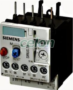 RELEU TERMIC SIEMENS 3RU1126-4BB0, Automatizari Industriale, Outlet, Siemens