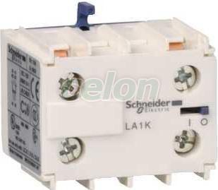 Segédérintkező, 2 záró LA1KN20 - Schneider Electric, Automatizálás és vezérlés, Védelmi relék és kontaktorok, Kontactor kiegészítők, Schneider Electric