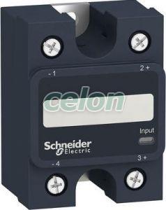 Releu Ssr,3-32Vdc,48-660Vac,90A,Term SSP1A490BDT - Schneider Electric, Alte Produse, Schneider Electric, Zelio relee statice, Schneider Electric