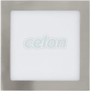 Corp iluminat Led FUEVA 1 16.47 W 31677 - Eglo, Corpuri de Iluminat, Paneluri si spoturi Led, Spoturi Led patrate, Eglo