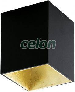 Plafoniera Led POLASSO 1x3.3 W 94497 - Eglo, Corpuri de Iluminat, Iluminat de interior, Aplice de perete si plafoniere moderne, Eglo
