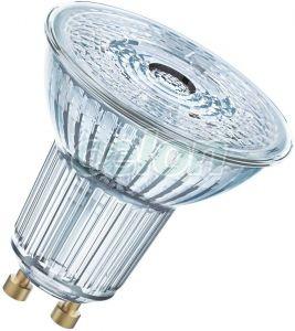 Ledes izzó PARATHOM PAR16 2.60W GU10 Meleg Fehér 3000K 4058075815414 - Osram, Fényforrások, LED fényforrások és fénycsövek, GU10 LED izzók, Osram