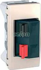UNICA ALLEGRO Priza simpla difuzor IP20 Fildes MGU3.487.25 - Schneider Electric, Prize - Intrerupatoare, Gama Unica - Schneider Electric, Aparataj Unica - Fildes, Schneider Electric