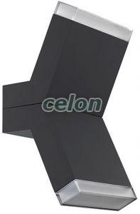 Aplica Led CANTZO 2x4W 3000k 1100lm 96705  - Eglo, Corpuri de Iluminat, Iluminat de interior, Aplice de perete si plafoniere moderne, Eglo