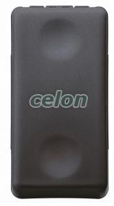 Switch-1P 16Ax Sy/Bk GW21571 - Gewiss, Egyéb termékek, Gewiss, Domotics, System rendszer, Gewiss