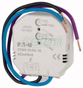 Switching Actuator 10A CSAU-01/01-10 -Eaton, Alte Produse, Eaton, Produse xComfort, Eaton
