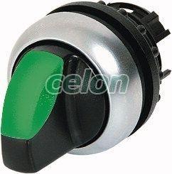 Selector Cu Retinere,Indicator Luminos,2 M22-WLK-G -Eaton, Alte Produse, Eaton, Întrerupătoare și separatoare de protecție, Eaton