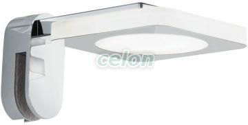 Ledes Falikar CABUS 1x4.5W 3000κ 96936   - Eglo, Világítástechnika, Beltéri világítás, Fürdőszobai, tükörmegvilágító lámpák, Eglo