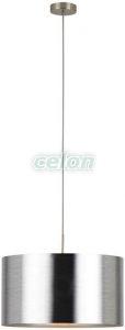 Függeszték SAGANTO 1x60W  D:450mm 39352   - Eglo, Világítástechnika, Beltéri világítás, 1 ágú függesztékek, Eglo