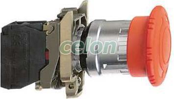 Komplett vészgomb XB4BS8444 - Schneider Electric, Egyéb termékek, Schneider Electric, Kézi kapcsolókészülékek és jelzőkészülékek, Schneider Electric