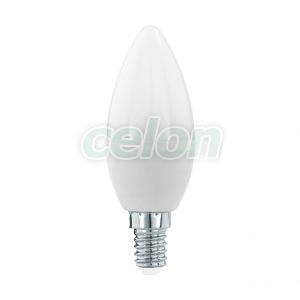 Ledes gyertya izzó 1x5.5W E14 Meleg Fehér 3000κ - Eglo, Fényforrások, LED fényforrások és fénycsövek, LED Gyertya izzók, Eglo