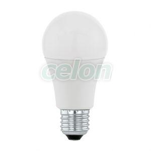 Ledes normál izzó 1x10W E27 Fehér, Meleg Fehér 2740k - Eglo, Fényforrások, LED fényforrások és fénycsövek, LED normál izzók, Eglo