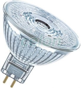 Bec Led PARATHOM MR16 DIM 5W GU5.3 Alb Cald 3000k - Osram, Surse de Lumina, Lampi si tuburi cu LED, Becuri LED GU5.3, G5.3, Osram