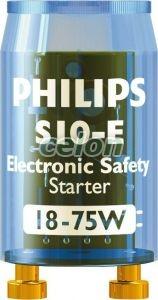 S10E 18-75W SIN 220-240V BL/20X25CT, Surse de Lumina, Accesorii pentru iluminat, Startere, Philips
