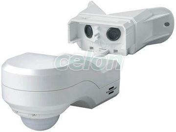 BENKO DETECTOR MISCARE 240GRD IP66 ALB 12M, Materiale si Echipamente Electrice, Senzori de mişcare, comutatoare, avertizoare, Senzori de mişcare
