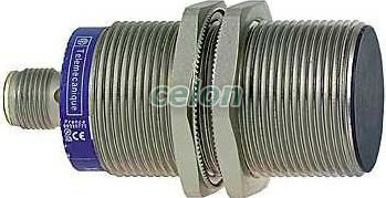 Senzor inductiv xs5 m30 - l62.2mm - alamă - sn10mm - 12..48vc.c. - m12 - Senzori de proximitate inductivi si capacitivi - Osisense xs - XS530B1DAM12 - Schneider Electric, Automatizari Industriale, Senzori Fotoelectrici, proximitate, identificare, presiune, Senzori de proximitate inductivi si capacitivi, Schneider Electric