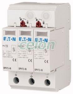 Sppvt2-10-2+Pe-Ax -Eaton, Aparataje modulare, Protectie impotriva supratensiunilor, Eaton