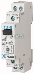 Push Button With Led Z-PUL230/SO -Eaton, Aparataje modulare, Butoane modulare, Eaton