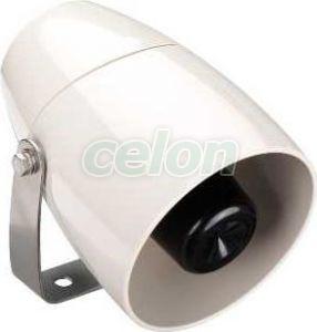 Siren - 2 tones - 106 db - white - ip53 - Sirene de avarie - Harmony xvs - XVS10MMW - Schneider Electric, Automatizari Industriale, Butoane, Comutatoare, Lampi, cutii cu butoane si joystickuri, Sirene de avarie, Schneider Electric