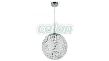 Függeszték Beltéri ADRIA 1x60W 6100   - Rabalux, Világítástechnika, Beltéri világítás, 1 ágú függesztékek, Rabalux