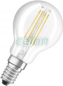 LED kisgömb izzó LED VALUE CLASSIC P 4W 470lm E14 P45 Nem Szabályozható 2700k Meleg Fehér Osram, Fényforrások, LED fényforrások és fénycsövek, LED kisgömb izzók, Osram