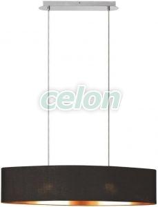 Pendul MONICA E27 2X60W 2537 Rabalux, Corpuri de Iluminat, Iluminat de interior, Lustre, Rabalux