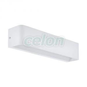 Falikar SANIA 4 12W 1400lm 3000κ 98423  Eglo, Világítástechnika, Beltéri világítás, Modern Falikarok és mennyezeti lámpák, Eglo