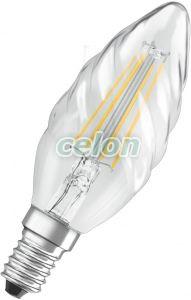LED gyertya izzó PARATHOM RETROFIT CLASSIC BW 4W Meleg Fehér E14 2700k Nem Szabályozható Osram, Fényforrások, LED fényforrások és fénycsövek, LED Gyertya izzók, Osram