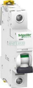 Siguranta automata  Ic60n  1P 10A 10 kA D A9F75110  - Schneider Electric, Aparataje modulare, Sigurante automate, Sigurante monopolare 1P, Schneider Electric
