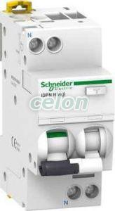 Siguranta automata cu protectie diferentiala Idpn h vigi, Acti9 F+N 10A 300 mA 10 kA SI A9D48610  - Schneider Electric, Aparataje modulare, Protectie diferentiala, Disjunctoare cu protecţie diferenţială, Schneider Electric