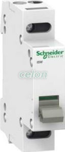 Separator de sarcina Acti9 iSW - 2 poli - 32 A - 415V, A9S60232 Schneider Electric, Aparataje, Separatoare modulare, Schneider Electric
