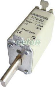 Siguranţă fuzibilă MPR - 500V AC, 32A, 0, 120kA, gG NT0-32 - Tracon, Materiale si Echipamente Electrice, MPR-uri, sigurante ceramice şi accesorii, Siguranţe Mpr, Tracon Electric