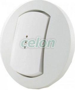 CELIANE Clapeta intrerupator cu led IP44 Alb 67803 - Legrand, Prize - Intrerupatoare, Gama Celiane - Legrand, Clapete Celiane, Legrand