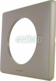 CELIANE Rama simpla Plastic IP20 Artar 68731 - Legrand, Prize - Intrerupatoare, Gama Celiane - Legrand, Rame Celiane, Legrand