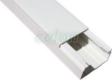 PAT CABLU PVC KOPOS LH  60X40, Materiale si Echipamente Electrice, Pat cabluri metalice si pvc, Pat cabluri pvc, canale cabluri, Kopos