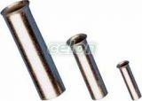 Tub de capăt neizolat,cupru electrolitic stanat - 0,75mm2, L=8mm E02NR - Tracon, Materiale si Echipamente Electrice, Elemente de conexiune si auxiliare, Tuburi de capăt, Tuburi de capăt (cap terminal) neizolate, Tracon Electric