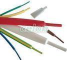 Tub termocontractabil subţire, contracţie 2:1, negru - 2,4/1,2mm, POLIOLEFIN ZS024 - Tracon, Materiale si Echipamente Electrice, Materiale termocontractabile, Tuburi termocontractabile, Tuburi termocontractabile cu perete subţire 2:1, Tracon Electric