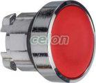 Nyomógombfej piros ZB4BA4 - Schneider Electric, Automatizálás és vezérlés, Müködtető- és jelzőkészülékek, Fémalapra szerelt nyomógombok, kapcsolók, jelzőlámpák Ø22, Fém nyomógomb fejek Ø22, Schneider Electric
