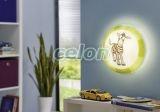 Aplica, Plafoniera BIUBIU 1x60 W 94458 - Eglo, Corpuri de Iluminat, Iluminat de interior, Lampi pentru camera de copii, decorative, de veghe, Eglo