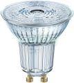 Bec Led Tip Par PARATHOM PRO PAR16 6.50W GU10 Alb Cald 2700k - Osram, Surse de Lumina, Lampi si tuburi cu LED, Becuri LED GU10, Osram