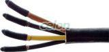 Capac terminal, cu adeziv - 4x10-4x50mm2, D=24/7,5mm VES208 - Tracon, Materiale si Echipamente Electrice, Materiale termocontractabile, Alte produse termocontractabile, Capace termocontractabile, Tracon Electric