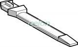 Suport eticheta AR1SC03  - Schneider Electric, Materiale si Echipamente Electrice, Elemente de conexiune si auxiliare, Tuburi de capăt, Tuburi de capăt (cap terminal) izolate, Schneider Electric